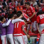 Encore champion, Benfica règne sur le football portugais