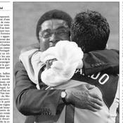 Eusebio en 2004 : «Cette gloire me dépasse»