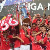 Le Benfica Lisbonne sacré champion pour la 4e fois de suite