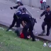 Un supporter du Benfica molesté par la police, le Portugal en émoi