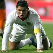 Cristiano Ronaldo, Portugal, Euro 2008