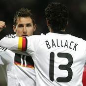 Klose / Ballack