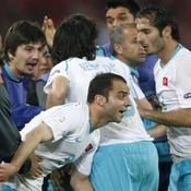 Turquie Suisse Euro 2008