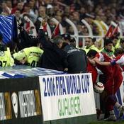 Turquie Suisse 16 Novembre 2005, Sukru Saracoglu Stadium