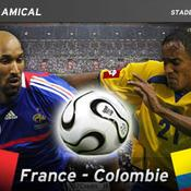 France/Colombie