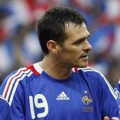 Willy Sagnol France Euro 2008