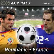 Mutu/Ribéry Football Euro 2008