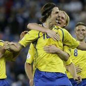 Zlatan Ibrahimovic/Suède