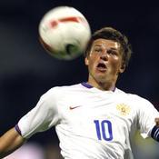 Andrei Arshavin Russie Euro 2008