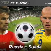 Suède-Russie