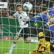 Euro 2012 : La 5e journée en images