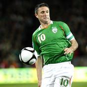 L'Irlande compte sur Keane