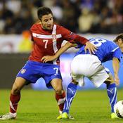 L'Italie freine la Serbie