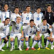 L'équipe de Bosnie