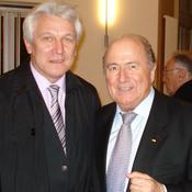 Henri Kasperczak-Sepp Blatter