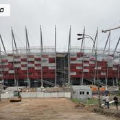 Le Stade National de Varsovie en images