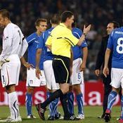 Les trois points pour l'Italie