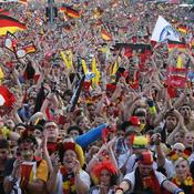 Supporters Allemagne