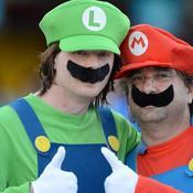 Luigi et Mario