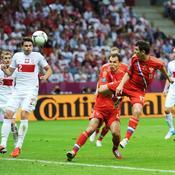 Pologne-Russie : Dzagoev but