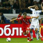Grèce-Russie, Arshavin