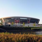 La Donbass Arena
