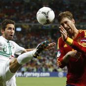 Joao Moutinho ( Portugal ) - Sergio Ramos ( Espagne )
