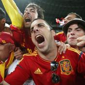 Supporters Espagne