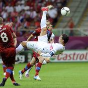 Ronaldo retourné