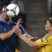 Ukraine-France Ribéry