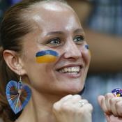 Ukraine-France Supportrice
