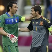 Gianluigi Buffon-Iker Casillas