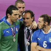 Prandelli: «Je suis fier de mon équipe»