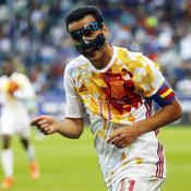 Avec une équipe remaniée, l'Espagne récite ses gammes