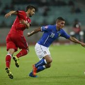 Azerbaïdjan-Italie en DIRECT