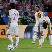 Battue par la Croatie, l'Espagne hérite de l'Italie en 8es de finale