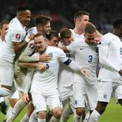 L'Angleterre reste invincible