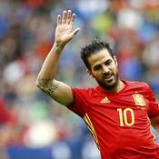 L'Espagne en promenade, la Belgique en échec