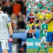L'Italie confiante attend la Suède d'Ibrahimovic de pied ferme