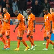 Les Pays-Bas dans le dur