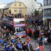 Neuf mois après l'Euro 2016, une explosion des naissances en Islande
