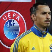 Quand Zlatan gifle un adversaire