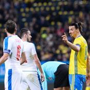 Un Ibra des mauvais soirs avec la Suède