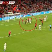 Albanie - France : les buts de Tolisso et Griezmann en vidéo