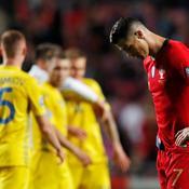 Ronaldo et le Portugal piégés par l'Ukraine