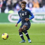 Equipe de France : Kingsley Coman forfait pour Albanie-France