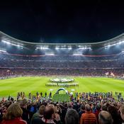 Allianz Arena (Munich/Allemagne), 70.000 places