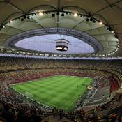 Arena Naționala (Bucarest/Roumanie), 55.600 places