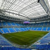 Stade de Saint-Pétersbourg (Saint-Pétersbourg/Russie), 68.134 places