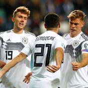 Qualifications Euro 2020 : l'Allemagne et les Pays-Bas assurent l'essentiel